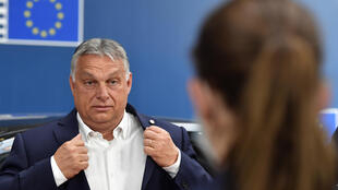 File photo of Hungary's Prime Minister Viktor Orban
