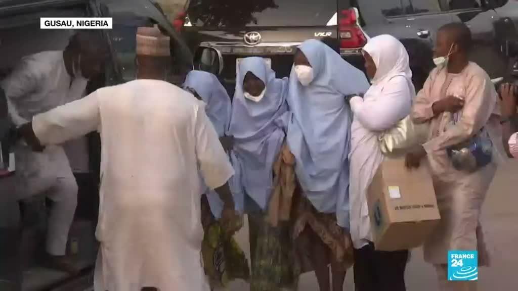 2021-03-02 13:31 Nigeria: algunas de las 279 estudiantes rescatadas fueron golpeadas por los secuestradores