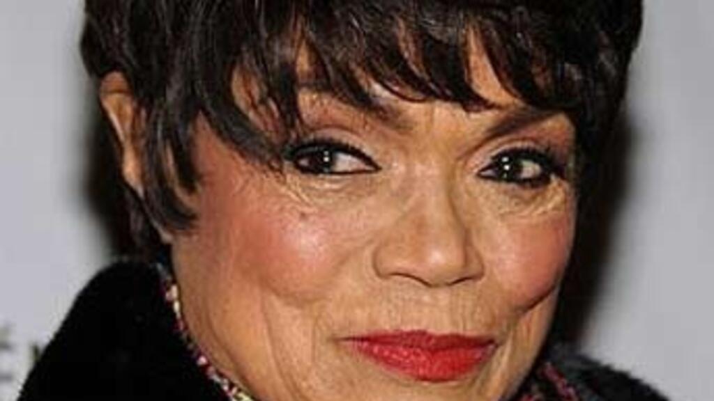 Singer and actress Eartha Kitt dies at 81