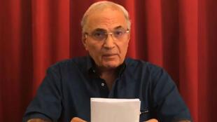 Ahmed Chafik le 29 novembre 2017