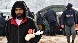 Migrants-Bosnie