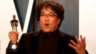 Corea del Sur celebró con júbilo el Oscar a Mejor Película a la cinta del director surcoreano, Bong Joon-ho: 'Parasite'