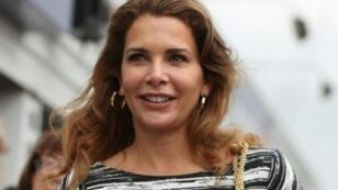 الأميرة هيا، ابنة العاهل الأردني الراحل الحسين بن طلال