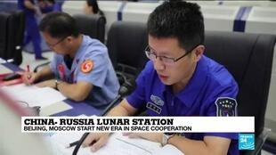 2021-03-18 08:24 New era in space cooperation: Russia interested in joint lunar station with China