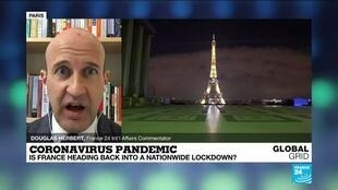 2021-01-28 09:43 Coronavirus pandemic: Is France heading back into a nationwide lockdown?