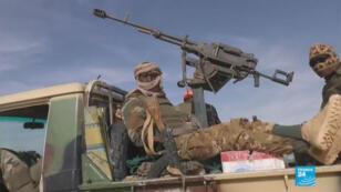 Des militaires maliens du G5Sahel.