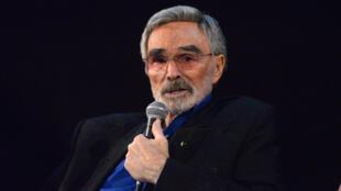 """Burt Reynolds lors de la première du film """"The Last Movie Star"""", le 22 mars 2018 à Hollywood."""