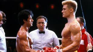 """""""Rocky IV""""."""