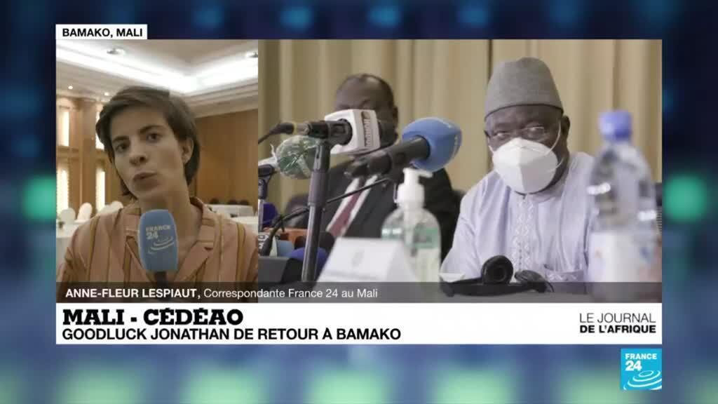 2021-01-12 22:51 Putsch au Mali: Goodluck Jonathan de retour à Bamako