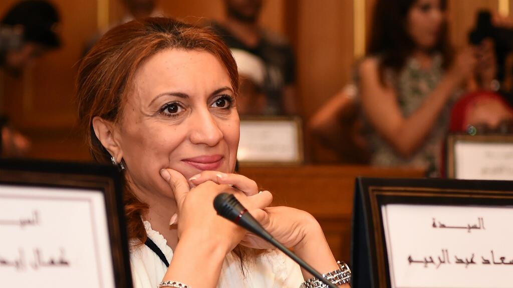 Souad Abderrahim se convirtió en la primera mujer mayor de Túnez.