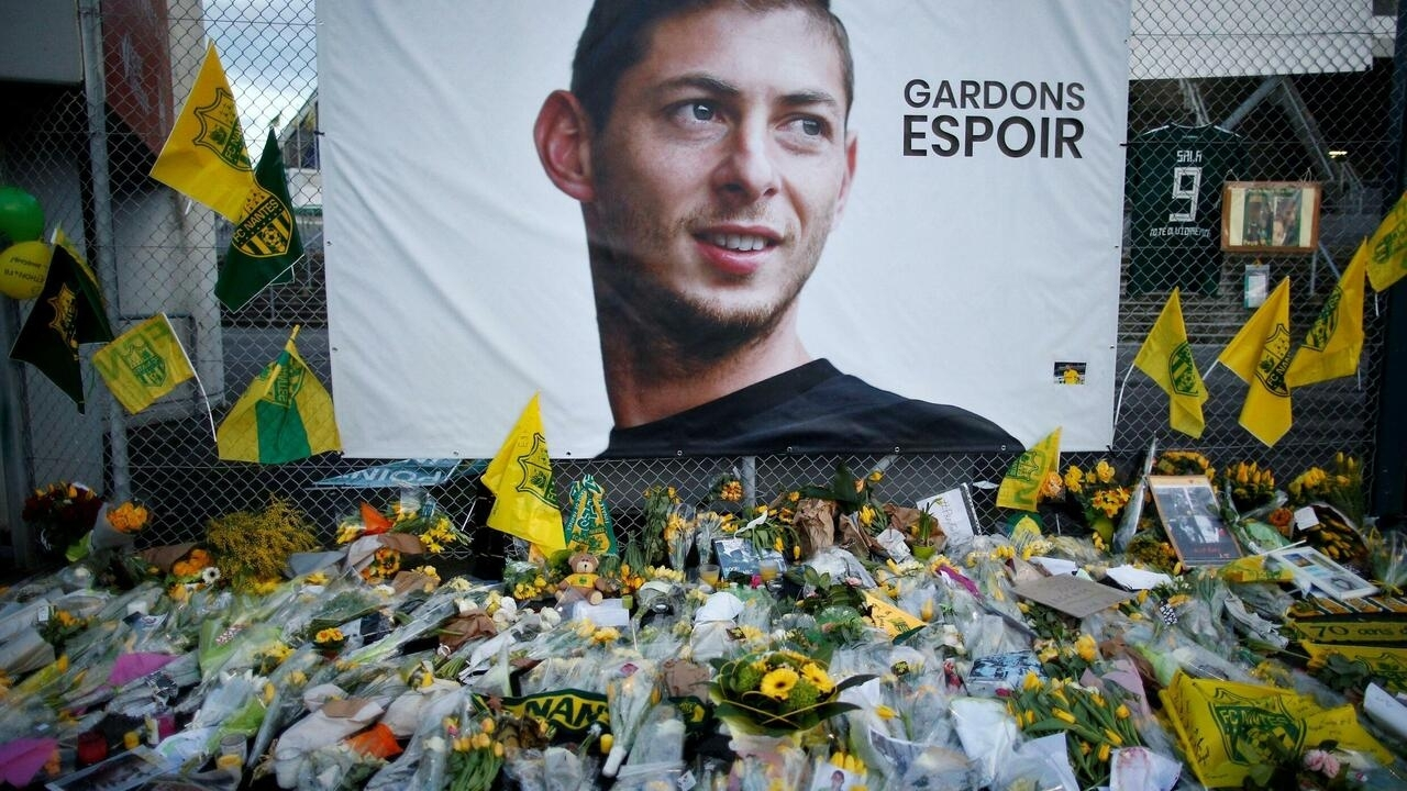 Organiser of 2019 flight that crashed and killed footballer Emiliano Sala found guilty