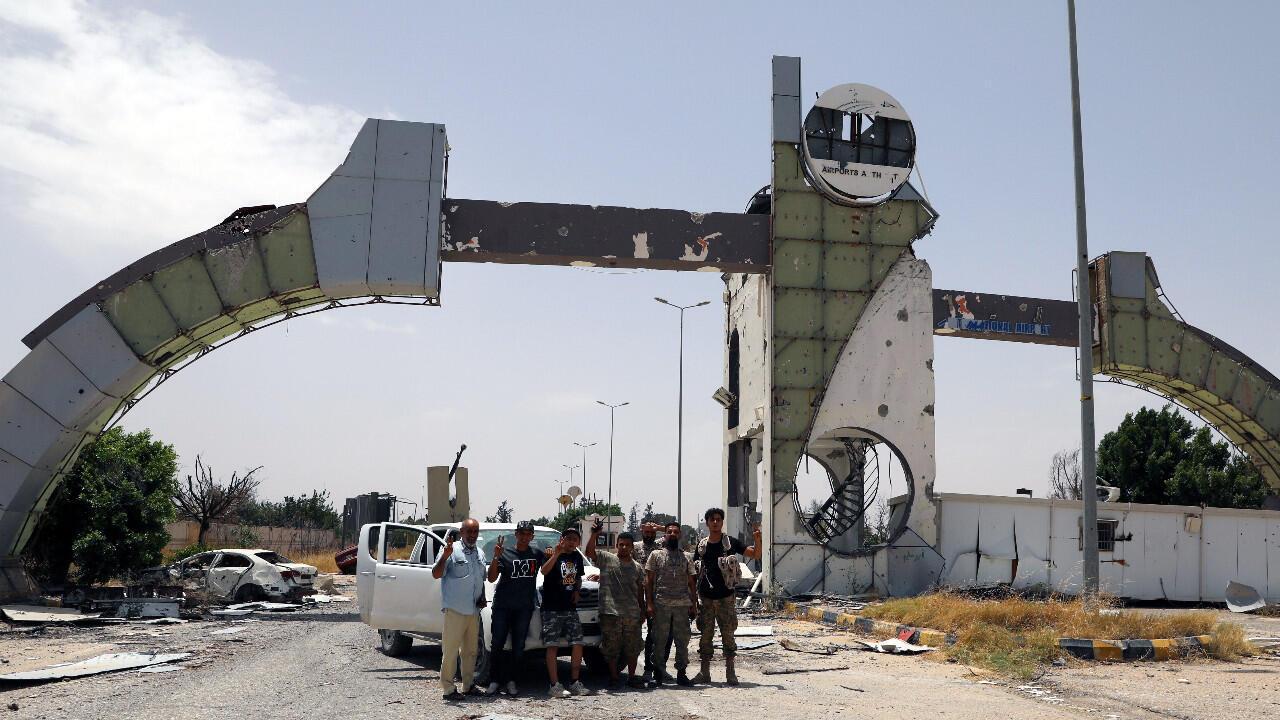 LIBYE - Tripoli