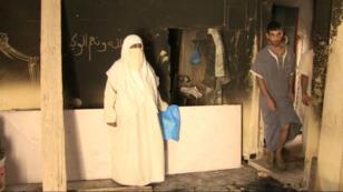En proie à une flambée de violences entre Berbères et Arabes, Ghardaïa porte les stigmates de plusieurs jours d'affrontements.