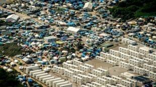 Pierrefeu-du-Var (Var) doit accueillir en novembre 60 migrants de la jungle de Calais (en photo ci-dessus).