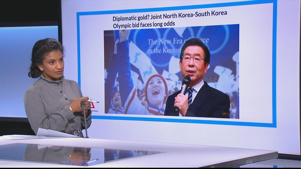 Will a joint 2032 Olympic bid by North and South Korea