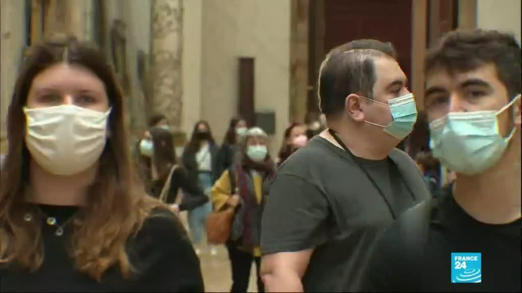 2021-05-20 08:25 France eases lockdown: Iconic Louvre, Orsay museums reopen doors to public