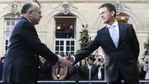 Valls, désormais candidat à la présidentielle, a remis mardi sa démission et celle de son gouvernement.