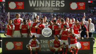 Arsenal a enfin battu Chelsea, dimanche 2 août, pour remporter le Community Shield.