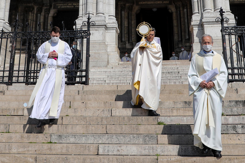 Les célébrations de Pâques devront être adaptées aux mesures de confinement en vigueur.