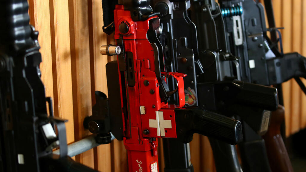 Gun crazy' Switzerland votes in EU-aligned firearms control