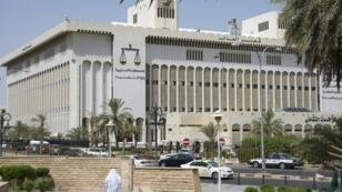 قصر العدل بالعاصمة الكويتية