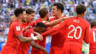 L'Angleterre sera au rendez-vous des demi-finales de la Coupe du monde 2018.