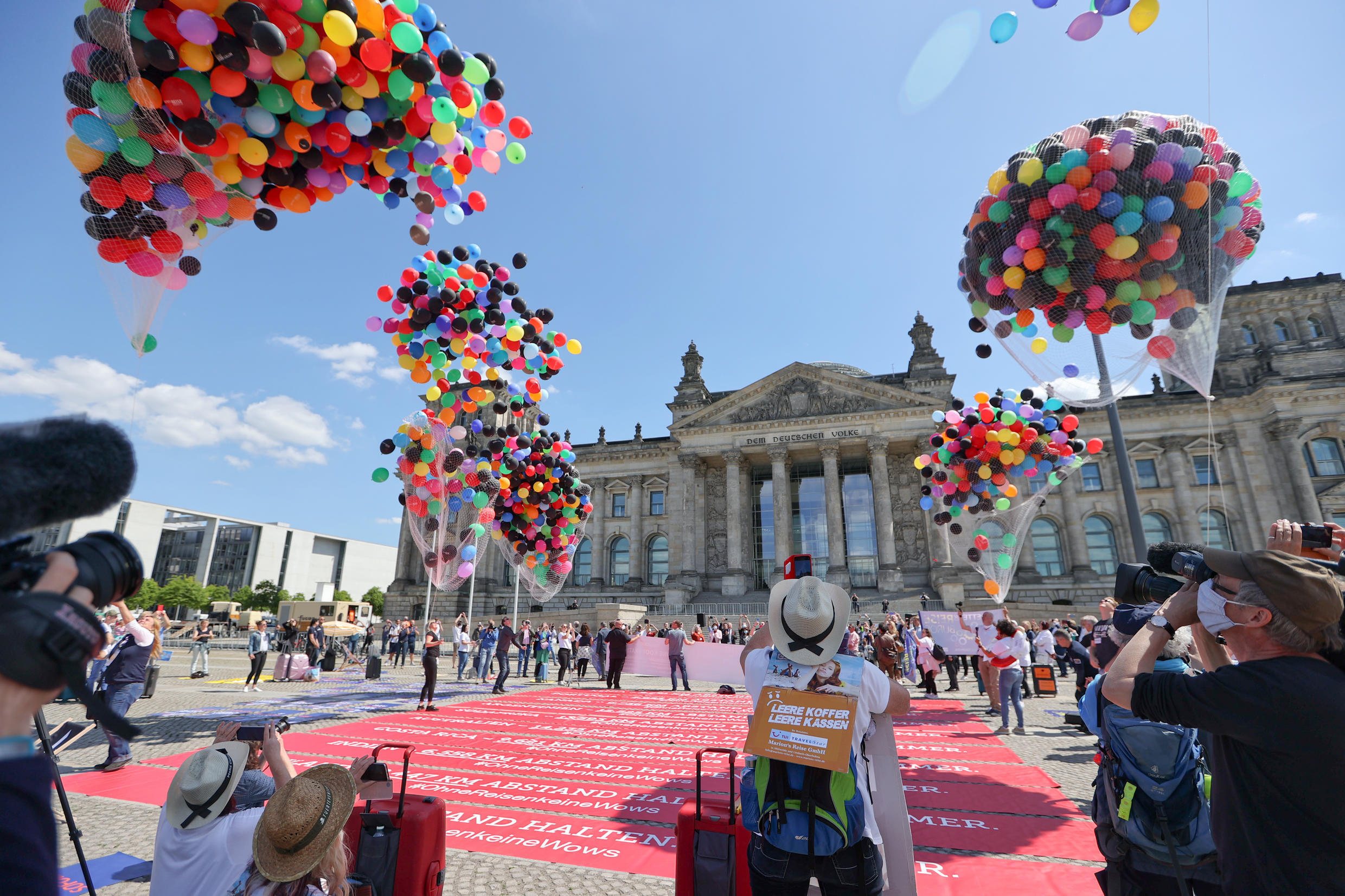 Germany to lift travel warning to most European countries from June 20