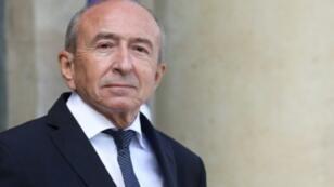"""وزير الداخلية جيرار كولومب سيترشح لمنصب رئيس بلدية ليون"""" في 2020."""