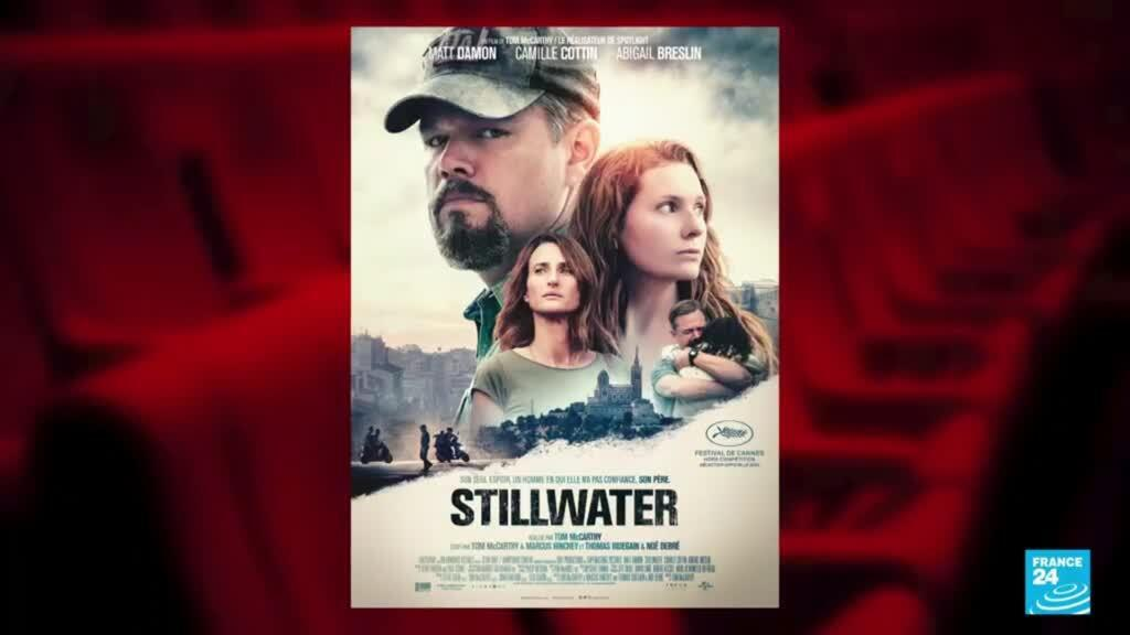 """2021-07-08 18:22 Festival de Cannes : Matt Damon et Camille Cottin à l'affiche de """"Stillwater"""""""