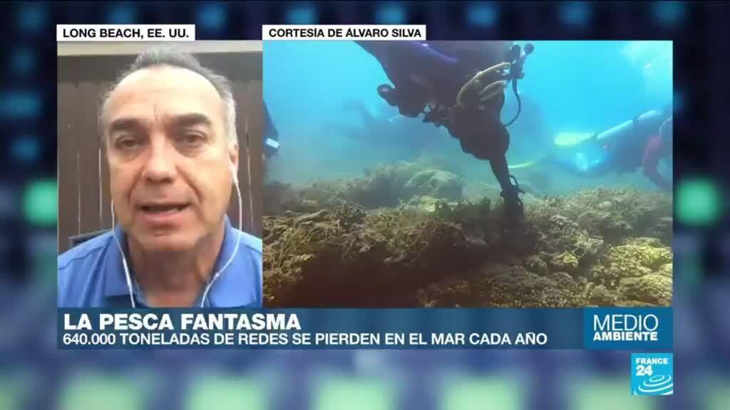 La pesca fantasma y su letal avance por el océano