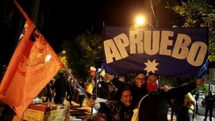Chile Plebiscito Valparaiso