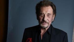 """L'album """"On a tous quelque chose de Johnny"""", le plus attendu de ces hommages, est sorti le 17 novembre."""