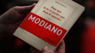 Patrick Modiano est surtout connu des francophiles aux États-Unis.