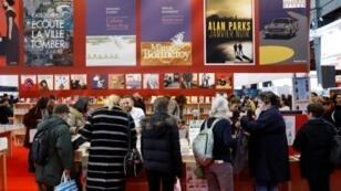 Le salon Livre Paris en 2018