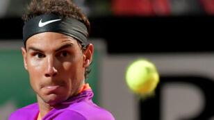 Rafael Nadal, grand favori de cette édition 2017 de Roland-Garros.