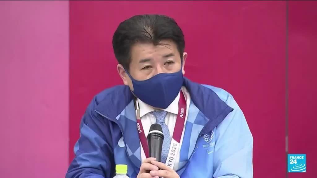 2021-08-20 18:12 Paralympiques 2020 : arrivée de la flamme à Tokyo, record de cas de Covid-19