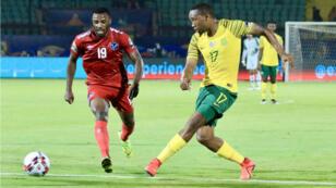 L'Afrique du Sud s'est imposée face à la Namibie au terme d'un match laborieux.