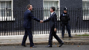Manuel Valls rencontre David Cameron le 6 octobre à Londres