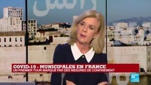 """2020-03-15 20:03 Municipales 2020 : """"On assiste à des élections exceptionnellement dramatique"""""""