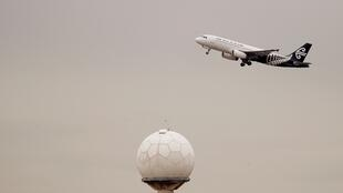 """طائرة إيرباص تابعة لـ""""إير نيوزيلند"""""""