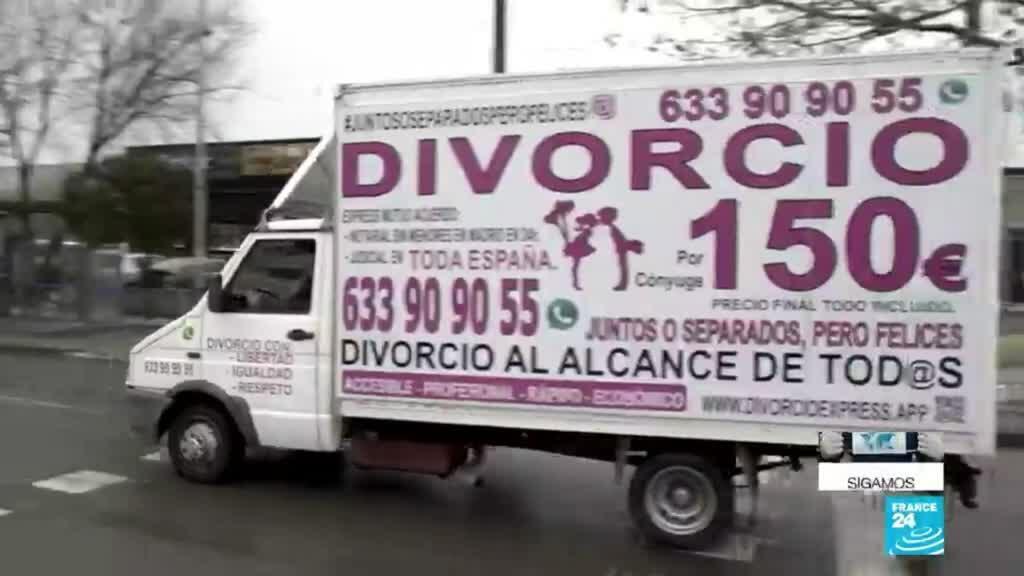 2021-02-16 13:40 'Divorcionetas', una alternativa para poner fin al matrimonio en tiempos de pandemia