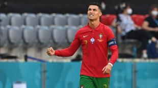 Euro-2021 football portugal ronaldo