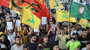 Lebanese movement Hezbollah is a major political actor with a broad support base in the country's Shiite community