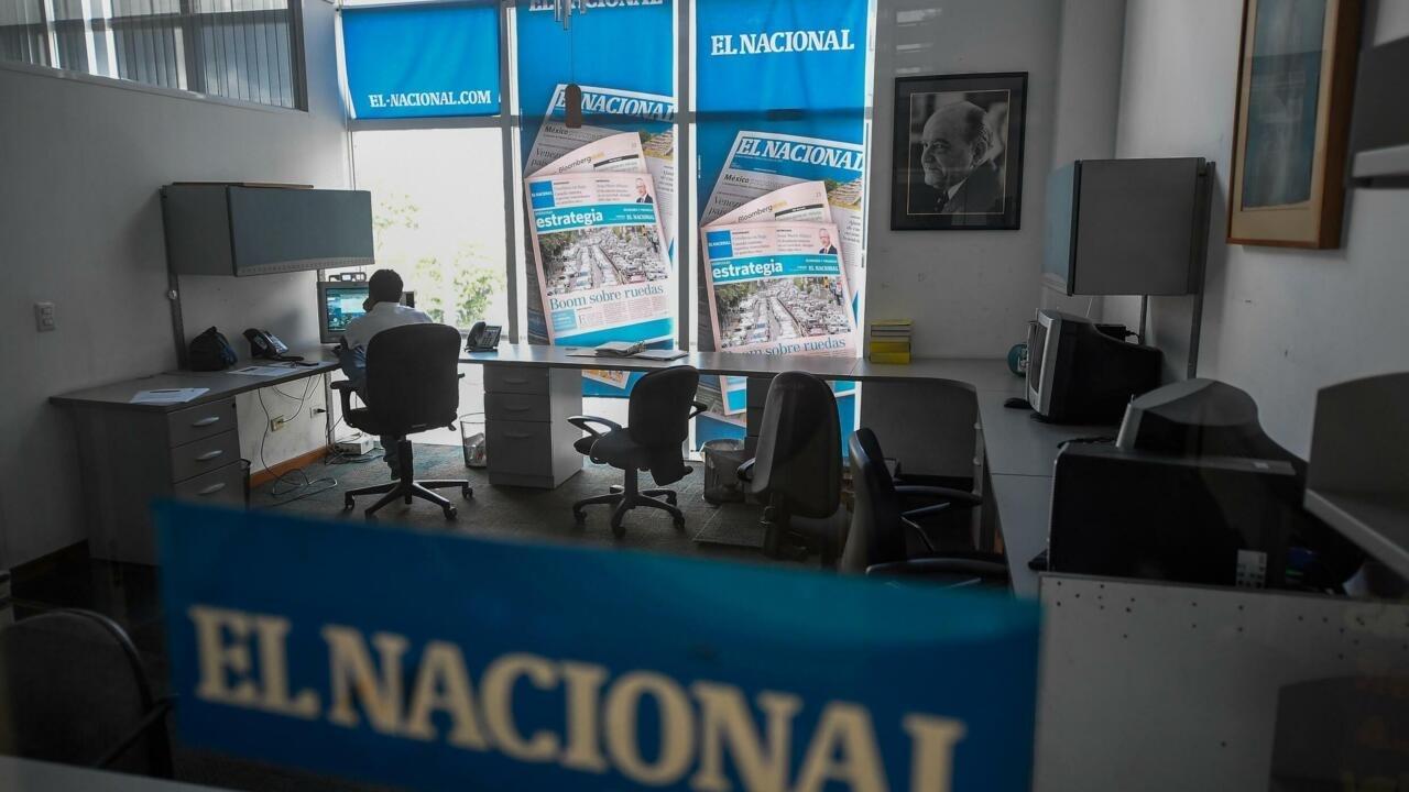 Venezuela: un journal condamné à dédommager généreusement le n°2 chaviste