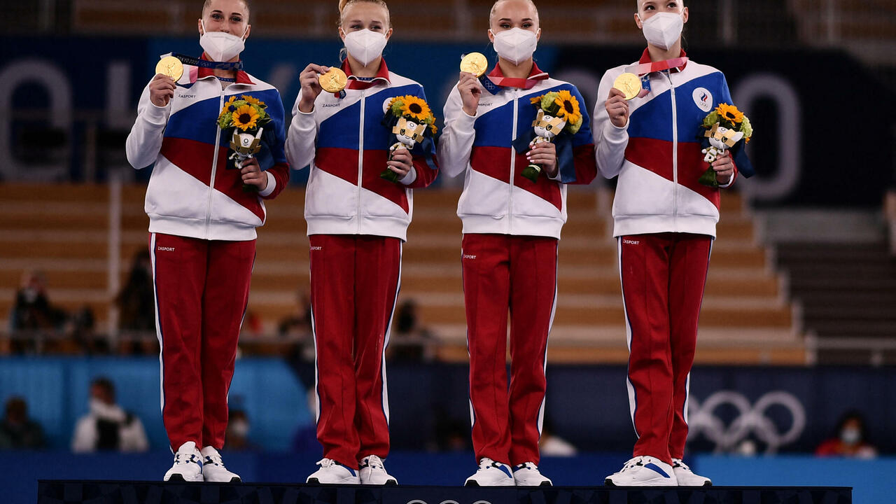 Tokyo 2021 : #WewillRocYou, la Russie joue avec sa sanction olympique
