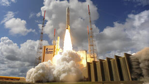 La fusée Ariane 5 a mis des satellites Galileo en orbite fin 2016