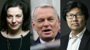 Emmanuelle Cosse, Jean-Marc Ayrault et Jean-Vincent Placé entrent au gouvernement.