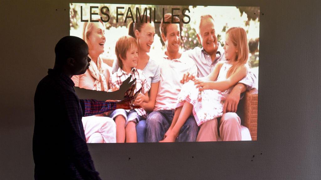 Les formations délivrées par Singa permettent aux réfugiés de comprendre à quoi ressemble la vie quotidienne dans les familles françaises.