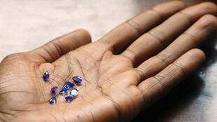 Tanzanite is prized by gem-makers for its extraordinary violet-blue hue. The gems seen here were mined in 2006, when they were valued at around $1,500