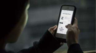 20 employés d'Apple en Chine ont été arrétés pour trafic de données personnelles.